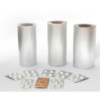 pharmaceutical Treatment composited Alu Alu Aluminium foil jumbo rolls