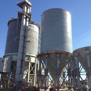 Assemble new type bolted-type 50T-1000T silos for sales