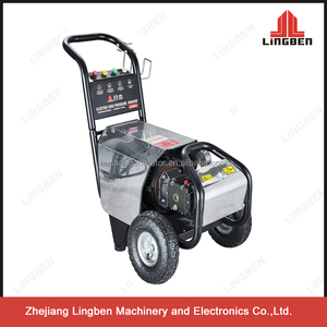 Lingben Zhejiang electric 3600PSI 250Bar car wash machine 380V50HZ LB-3600HC high pressure washer pressure washer india