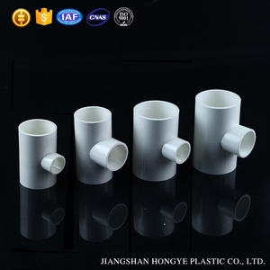 Plastic T PVC Ppr elbow Pipe Joiner Fittings