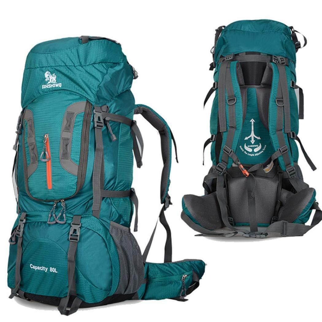 Get Quotations · AlenX Hiking Backpack, Waterproof 80L Internal Frame Backpack  Camp Backpack Trekking Backpack, Trekking Bag 2cf5ba82c3