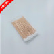 Cleaning soft micro cotton swab in various package