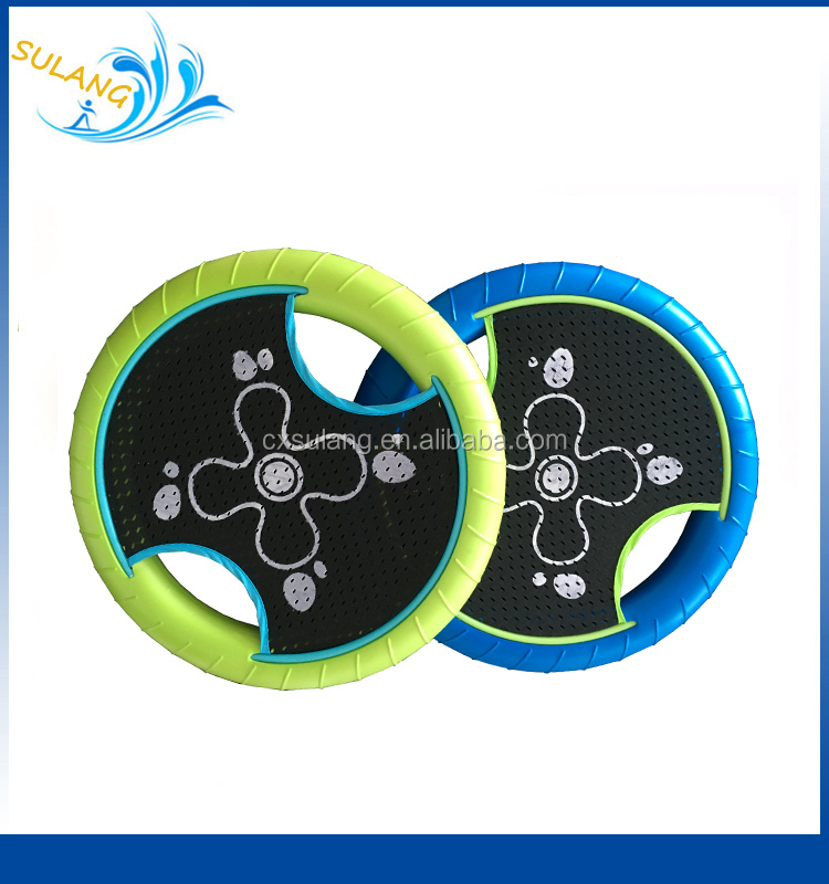Kids Activity Great for Garden Beach Pool fun Games Throwing Catching Sports Disks Set
