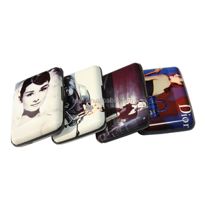 Super quality promotional smart card wallet for men new guangzhou