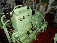 Used Hatlapa Air Compressor Mode L W220 - Buy Air Compressor ...