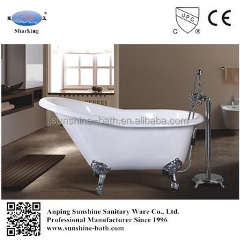 Sw 1006 Bathroom Tub Price Lowchildren Small Enamel Cast Iron
