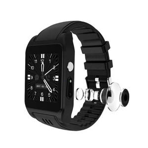 BT Smart Watch X86 Wristwatch With Camera SIM Card Slot Shenzhen Smartwatch Android Wear for Smartphones