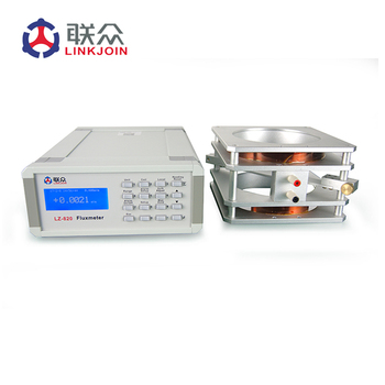 Linkjoin Lz-820 Flux Meter Microprocessor Controlled Magnetic Flux  Fluxmeter Manufacture Ce Trade Assurance Supplier - Buy Fluxmeter,Magnetic  Flux
