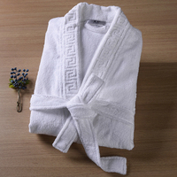 On time delivery 100% organic cotton spa robes microfiber hotel bathrobes wholesale
