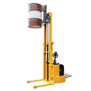 Competitive Price Manual Hand Oil Drum Pallet Truck lifter High Quality