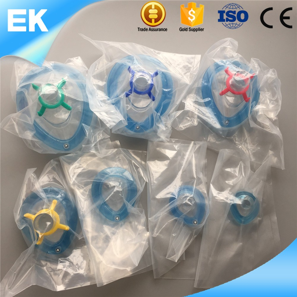 Disposable Luxury PVC Anesthesia Respirators