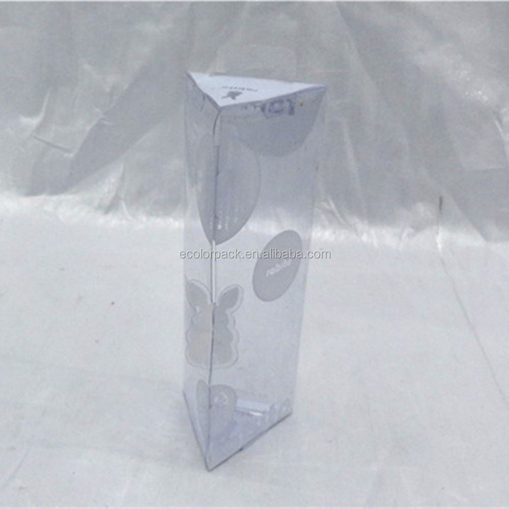 Transparent Plastic Packaging Box for Cell Phone Accessories