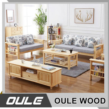 Exceptional Home Furniture Latest Design Wooden Sofa Set With Moderate Price