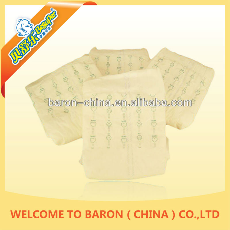 High quality useful oem new technology hug diaper absorbent pad