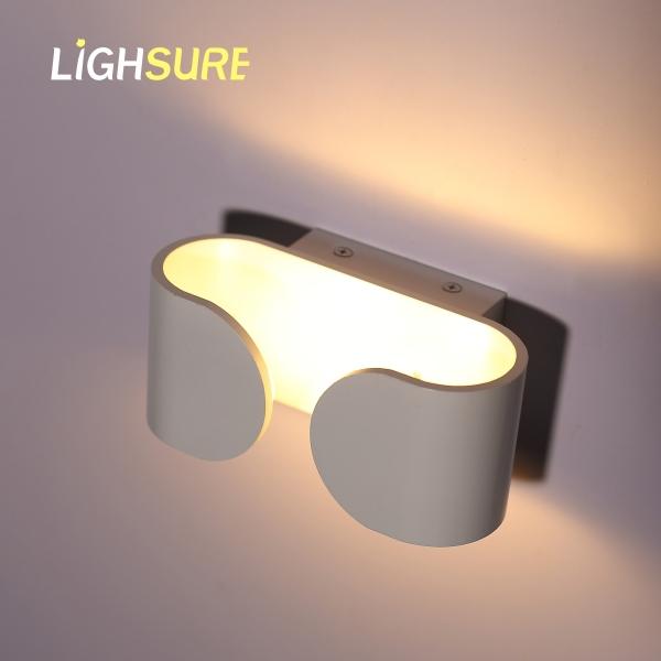 간단한 스타일과 벽 조명 독특한 디자인 현대적인 현대적인 led ...