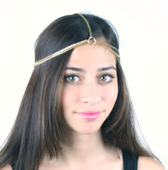 Fashion boho chic head chain wedding tiara noiva indian headpiece head Tiara Crown Bridal Accessories hair ornament jewelry