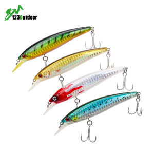 ABS plastic body 9cm/8g wholesale artificial fishing lure