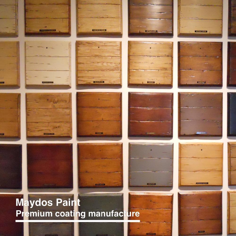 Matte finish fast drying protective wood furniture polish paint coating