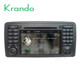 "Krando Android 7.1 7"" car dvd player gps navigation for Benz R W251 2006 onwards car audio system Bluetooth wifi 2GRAM KD-MB251"