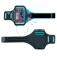 New Waterproof Sports Running Armband Case Workout Armband Holder For Mobile Phone Arm Bag Band