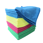 Durable Microfiber Cleaning Cloth High Quality Universal Use lint free cleaning