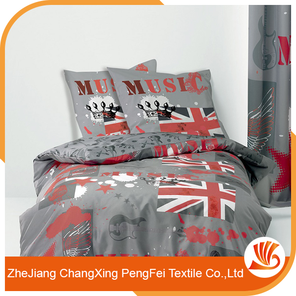 China supplier hot sale european printed quilt fabric with high quality