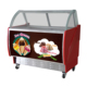 Ice-lolly Freezer Display Refrigerator/Ice Cream Show Case/Ice Cream Display Freezer