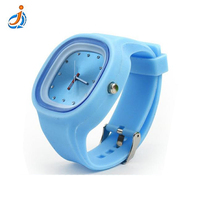 New design wholesale water proof soft digital silicone smart watch made in China