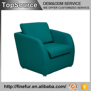 Sofa Furniture One Seater Living Room Single Sofa Chair With Arms
