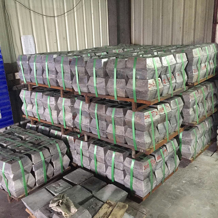 sale price 25kg ingot 99.85 sb antimony metal