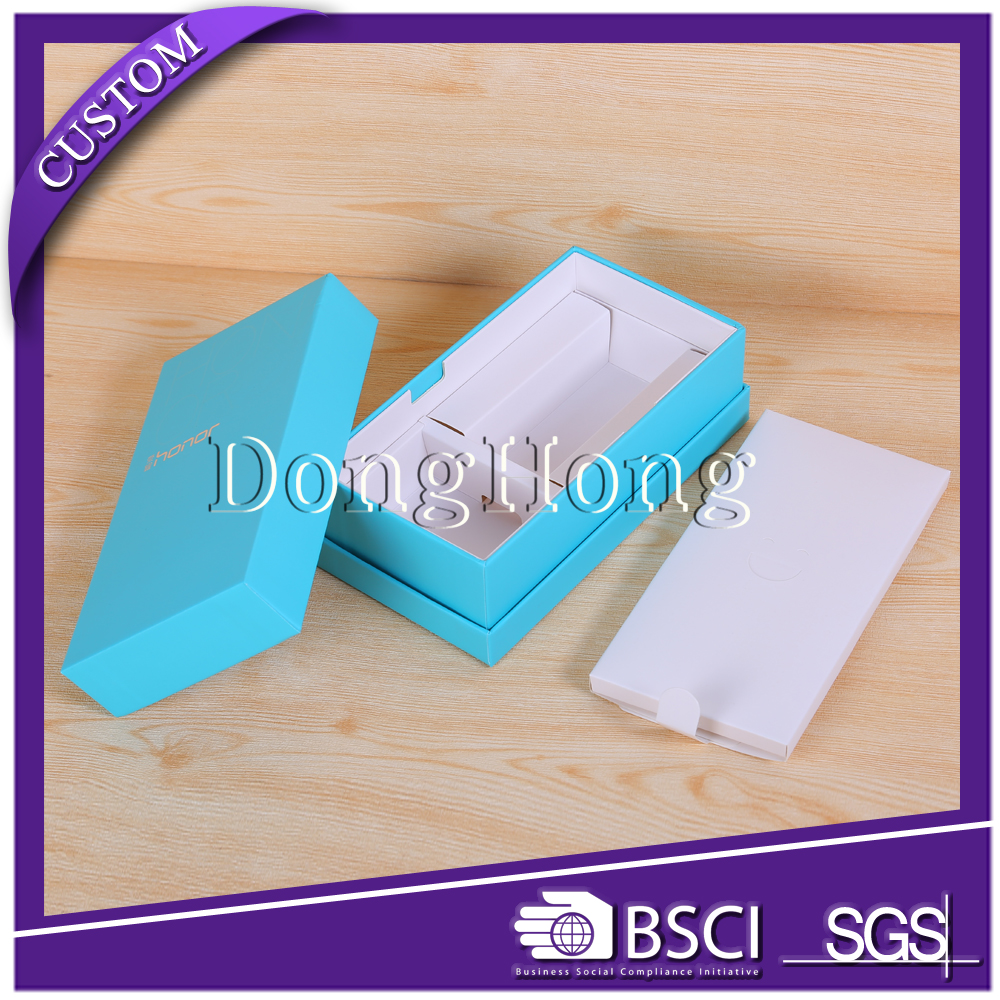 Matte paper factory manufacture custom gift boxes small quantity