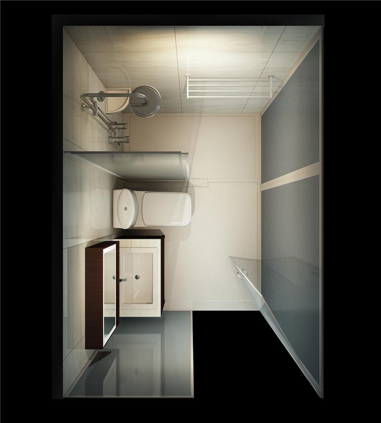 water gemarkeerd prefab badkamer prefab badkamer pod