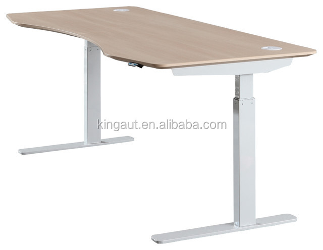 Height India Electric Adjule Desk Office Table Feet Product On
