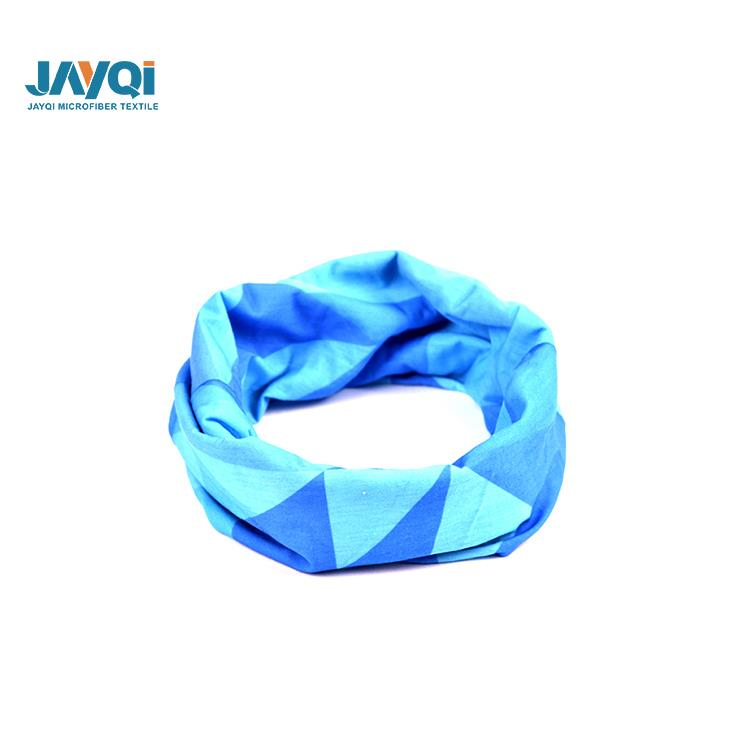 Cheap wholesale promotional custom logo polyester bandana