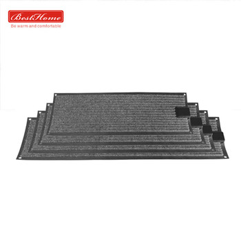 house melting bars steps driveway idea in mat ice new good mats heated