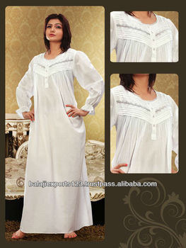 meet c79d2 5cb15 Muslimische Frau Nachthemd - Buy Muslimische Frau Nachthemd,Weiß Baumwolle  Damen Nachthemd,Xxl Damen Nachthemden Product on Alibaba.com
