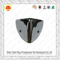 Wholesale of small stainless steel metal corners for furniture
