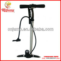 good quality hand powered air pumps direct in factory used in bicycle or other tires .