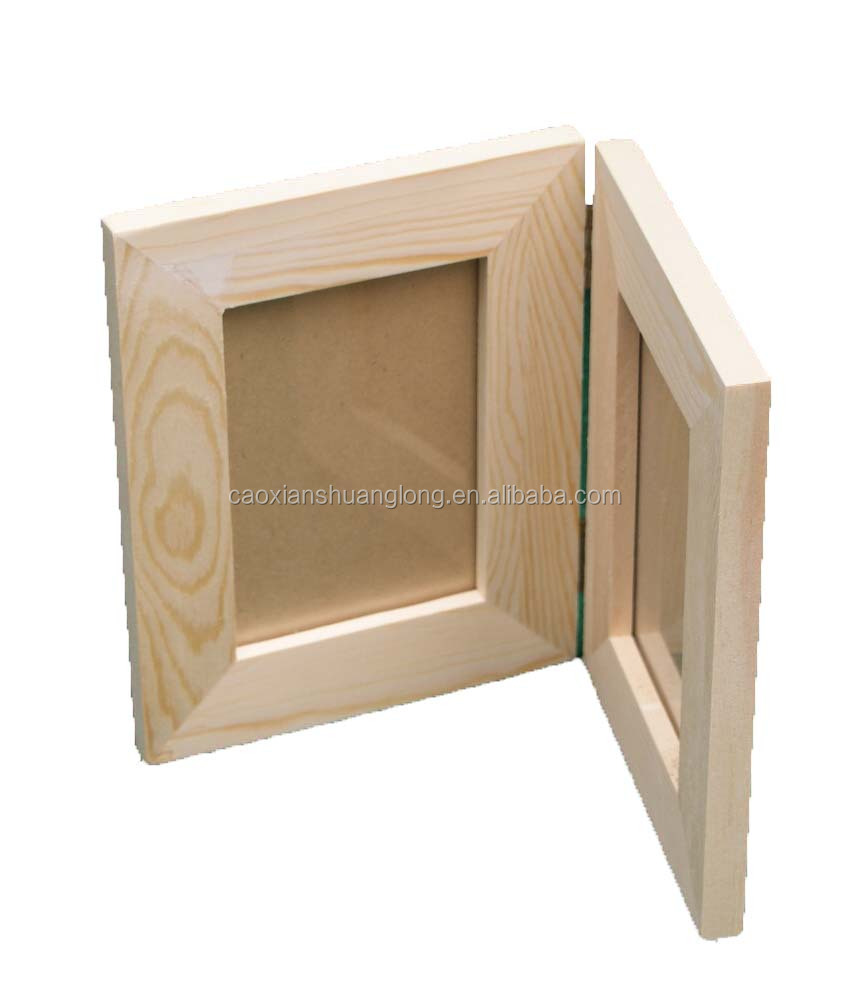 Unfinished wood picture frames craft - China Whole Unfinished Wood Frames Moulding