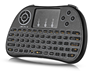 2.4GHz Wireless Mini Keyboard Air Mouse with Backlit Li Battery Remote Control Touchpad for Android Google TV Box