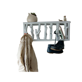 Shabby Chic Wall Hanging Coat Rack Branch Coat Hooks Buy Wood Coat Extraordinary Branch Wall Coat Rack