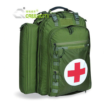 Oem Military Medical Bag Ce Iso Factory