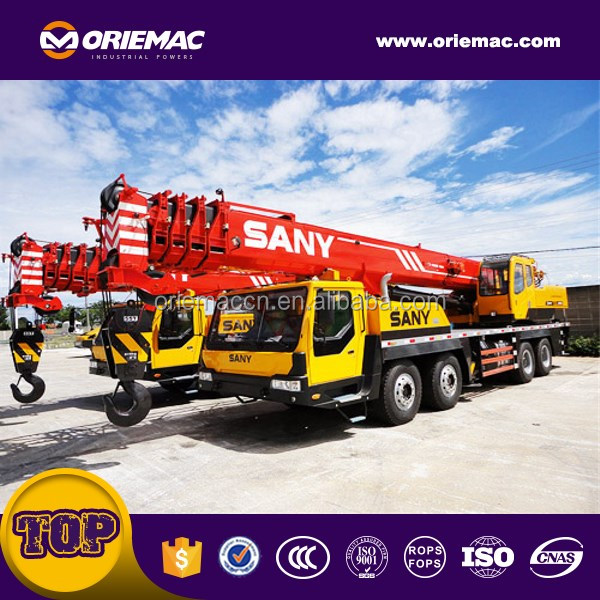 professional pick up crane truck crane 264000lbs 120tons