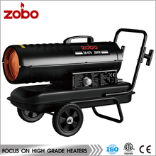 13KW ZOBO Manufacture Heating For Poultry House Industrial Diesel Heater