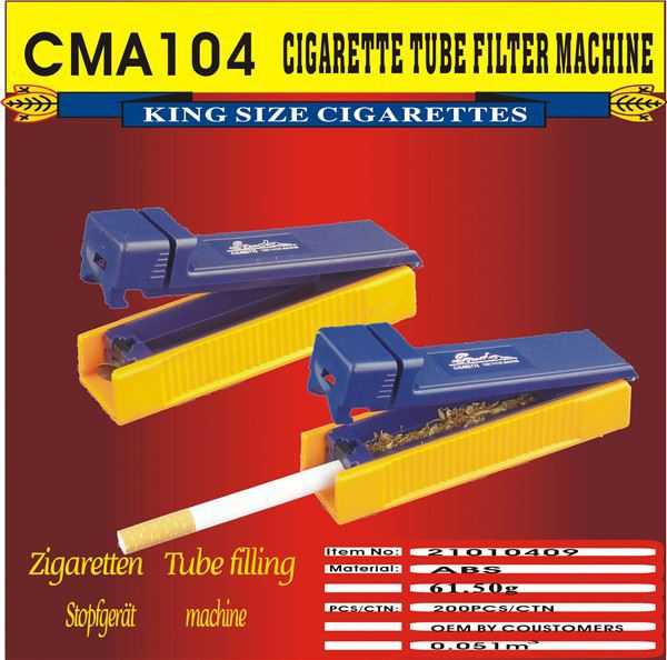 Wholesale New Stylish OEM Design top grade cigarette tubes filling machine 2015