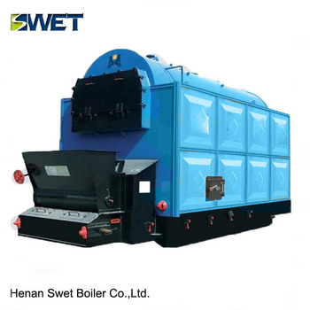 Biomass Fired Hot Water Boiler of steam engine