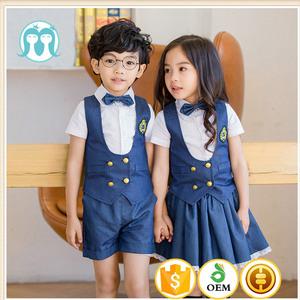 Children Wear Primary School Uniform Designs, Children Wear