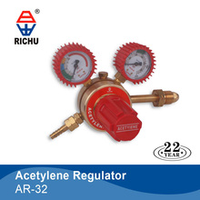 Twee Stage Acetyleen Gas Regulator