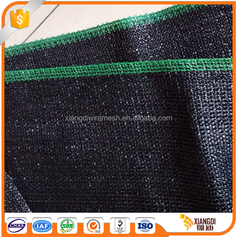 High quality flat wire waterproof recycle HDPE custom shade <strong>netting</strong>