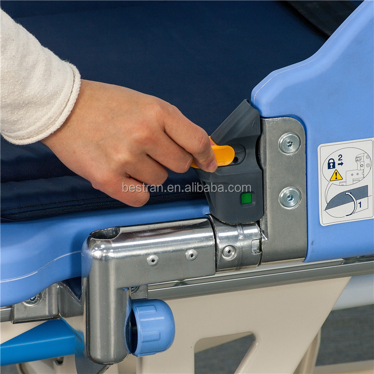 BT-TR032 больница две функции ручной терпеливейший транспорт носилки Операция номер передачи терпеливейшая тележка для продаж